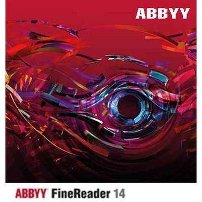 ПО Abbyy FineReader 14 Standard Full (для физ лиц) (AF14-1S1B01-102)