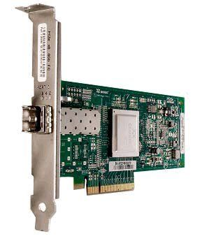 Адаптер Lenovo 42D0501 QLogic FC 8Gb Single Port PCIe FC HBA for System x