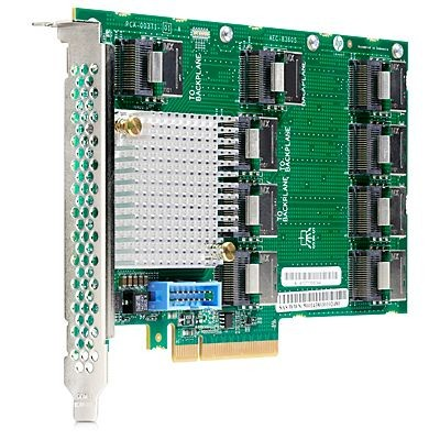 Контроллер HPE 12Gb SAS Expander Card with Cables for DL380 Gen9 (727250-B21)